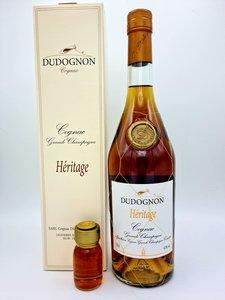 Cognac Dudognon - Héritage 41% (+3 cl sample for free)