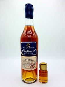 Cognac Jean-Luc Pasquet- Confluences (très vielle petite champagne) 44,3% (+3 cl sample for free)